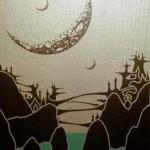 Moonrise at Terren Pass