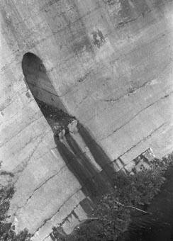 Otay Dam Access Arch