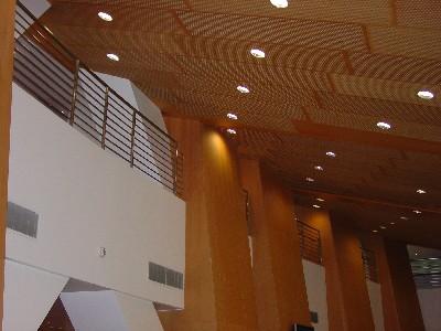 Upper Level Ceiling Wedge