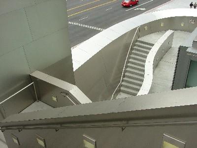 Exterior Passage