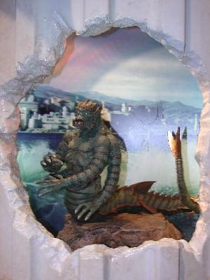 Sea Creature Figure – Comic Con 2005