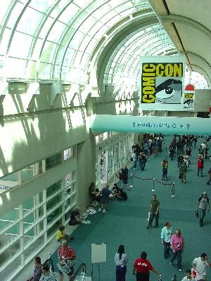 Lower Level – Comic Con 2005