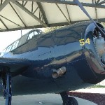 TBM-3E Avenger Right Front-end