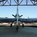 Torpedo Bomber in Hanger