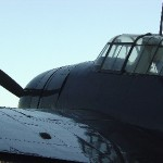 Avenger Close Shot