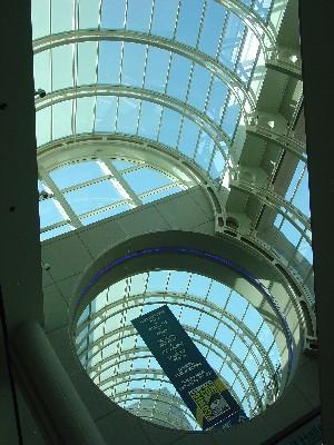 Convention Center Architecture – Comic Con 2004