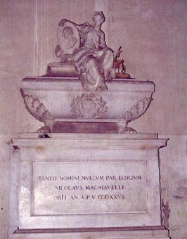 Florence Machiavelli's Crypt