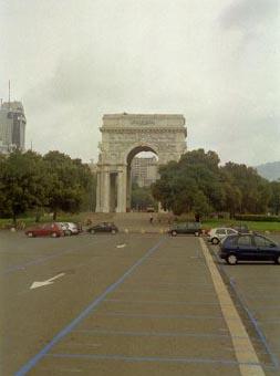 Geno Arch of Triumph