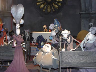 1699 Corpse Bride Stop-action