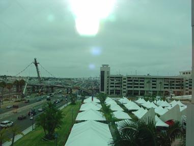 7098 Comic Con Tents Hall-H
