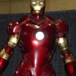 7120 Comic Con Stan Winston Iron Man