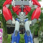 7130 Comic Con Transformer