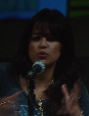 7159 Comic Con Michelle Rodriguez