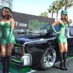 7171 Comic Con Black Beauty Hornetties