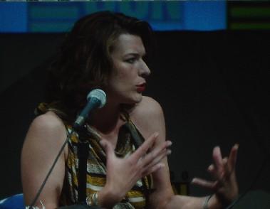 7206 Comic Con Milla Jovovich