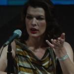 7215 Comic Con Milla Jovovich