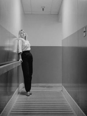 Hallway Pose