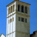 Assisi Cathedral Tower