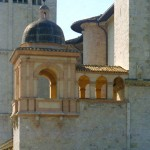 Assisi Cathedral Structure
