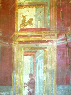 Pompeii Residential Art