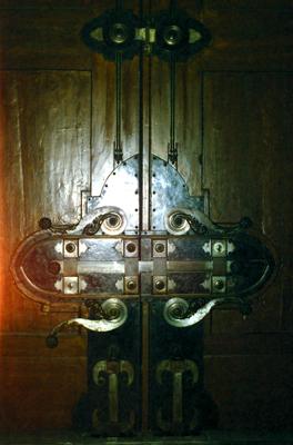 Florence Basilica Door