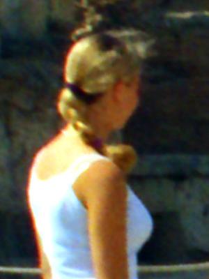 Pompeii Blonde