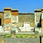 Pompeii Courtyard