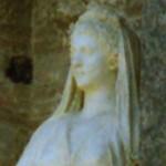 Pompeii Patron Statue