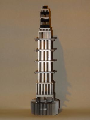 Heat-sink Tower