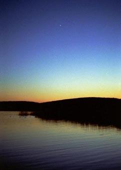 Otay Lake Sunset