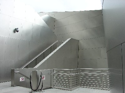 Stainless Stairway
