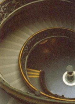 Vatican Spiral Staircase