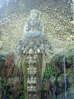 Tivoli Goddess of Extra Fertility