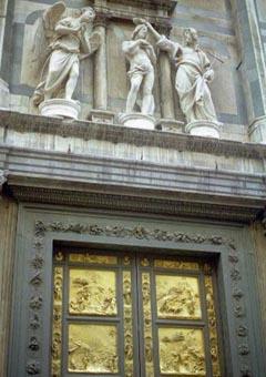 Florence Bronze Doors