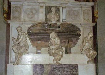 Florence Michelangelo's Crypt