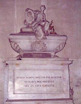 Florence Machiavelli's Crypt