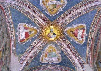 Florence Painted Dome