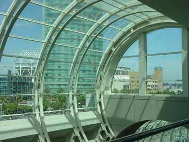 1671 Convention Center Architecture