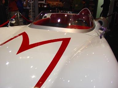 3842 Speed Racer