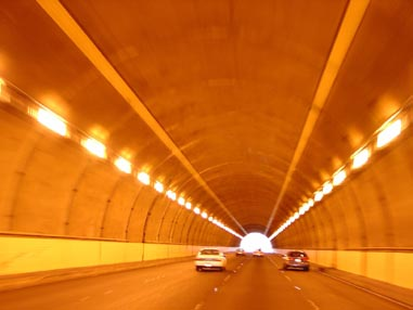 0962 Golden Gate Tunnel Warp