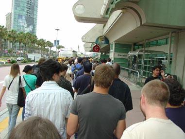 7089 Comic Con Line