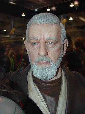 7104 Comic Con Obi-Wan Bust