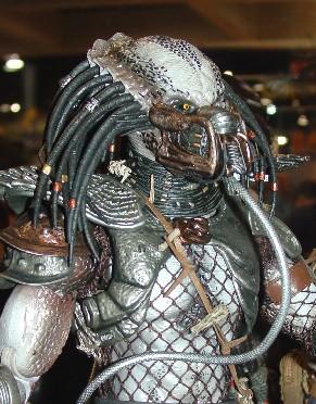 7113 Comic Con Predator