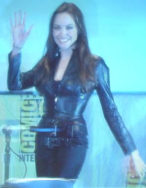 7138 Comic Con Angelina's Arrival