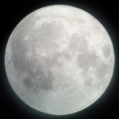 Android Full Moon