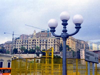 Genoa Construction Up
