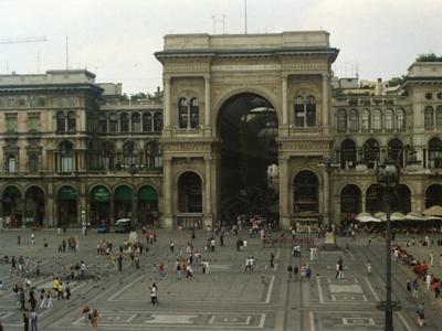 Milan Galleria Plaza