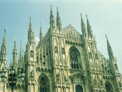 Milan Gothic Cathedral