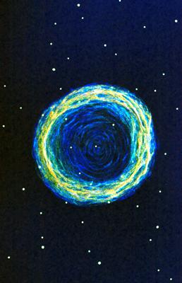Ring Nebula 3D