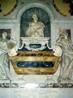 Florence Galileo Memorial